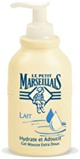 Le Petit Marseillais Lait (milk) Liquid Hand Soap 300ml