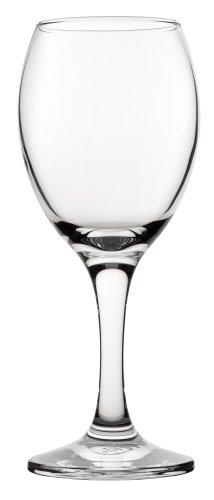 Utopía p44390Pure copa de vino, 11onzas, 31cl (Pack de 48)