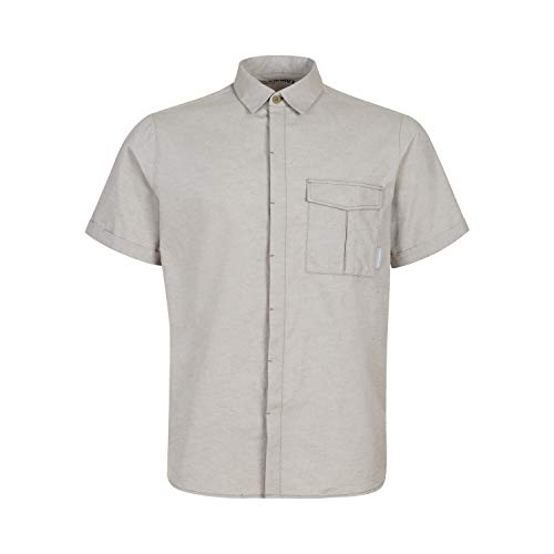 Mammut Camedo Chemise à Manches Homme Olive FR: S (Taille Fabricant: S)
