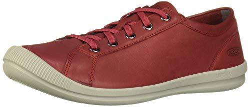 KEEN Damen Lorelai Sneaker Turnschuh, Granat, 37 EU