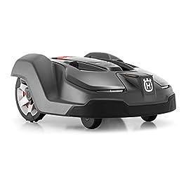 Husqvarna Automower 450X 967853012 Robot Tondeuse Électrique sans fil Mulching, Roues Motrices Coupe 24 cm