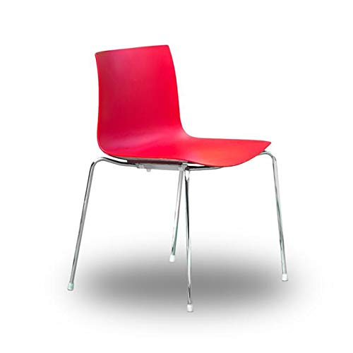 Fantastic Arper Catifa 46 Red Caraccident5 Cool Chair Designs And Ideas Caraccident5Info