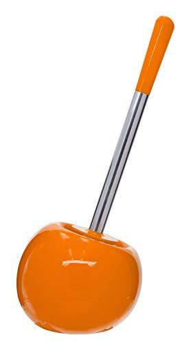 RIDDER 2113414 WC-Bürste Belly orange, Keramik