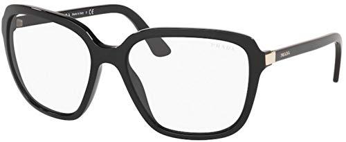 Prada Gafas de sol para mujer PR 10VS, 1AB09H, 58