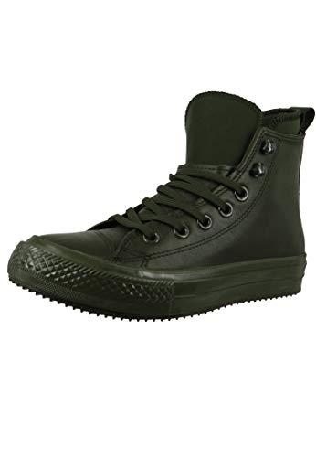 Converse Chucks 162501C Grün Leder Chuck Taylor All Star WP Boot Utitlity Green, Groesse:39 EU / 6 UK / 6 US / 24.8 cm