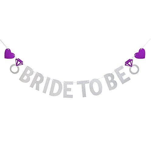 bridal shower purple - 3