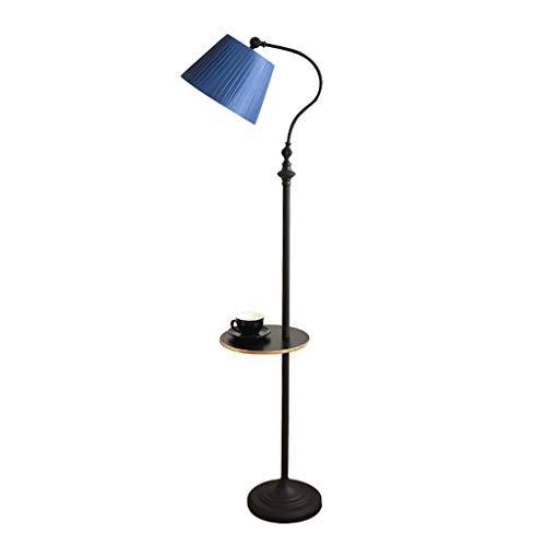 Staande lamp slaapkamer staande lamp staande lamp staande lamp staande lamp in Amerikaanse stijl staande lamp woonkamer slaapkamer slaapbank nachtkastje afmetingen: totale hoogte 160 cm staande lamp lezen, nachtkastje