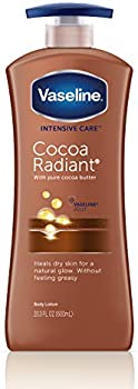 Vaseline Intensive Care Cocoa Radiant Hand and Body Lotion, 20.3 oz