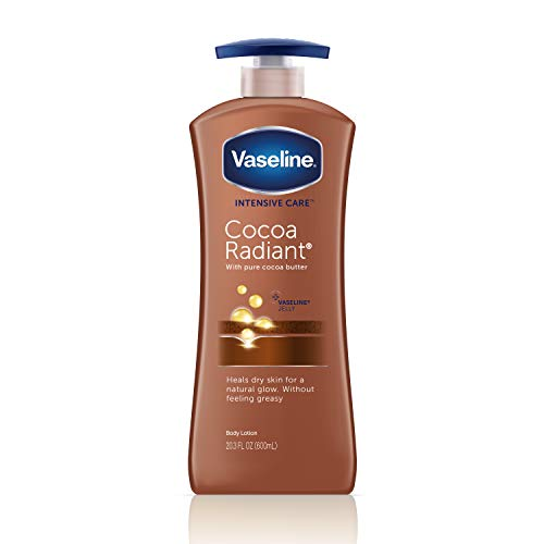 Vaseline Intensive Care hand and body lotion Cocoa Radiant 20.3 oz
