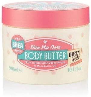 Dirty Works Shea Body Butter - 300ml