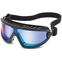 Gateway Safety 4589F Wheelz Stylish and Comfortable Safety Goggle