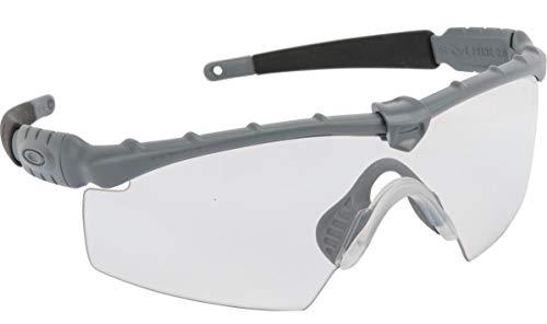 Oakley SI Balistic M Frame 2.0 - Marco de fotos (marco 2.0), color gris mate, transparente, gris, caqui