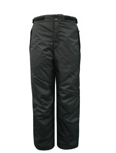 Viking Women's Creekside Tri-Zone Waterproof Insulated Winter Pant, Black, X-Large