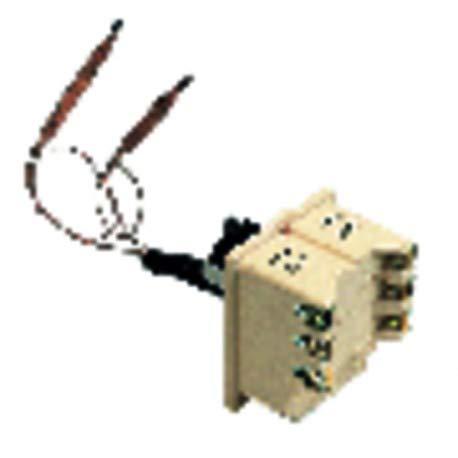 Cotherm - Thermostat Warmwasserbereiter - Typ BTS 450 Modell mit 2 Fühlern bis 110°C - : KBTS900407