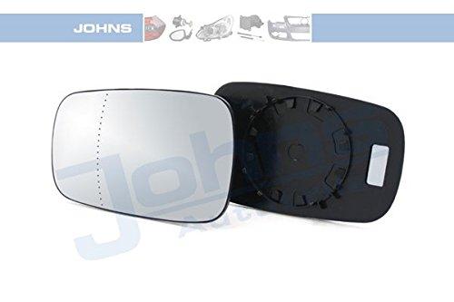 Johns verre miroir pour Rétroviseur extérieur, 60 09 37-80