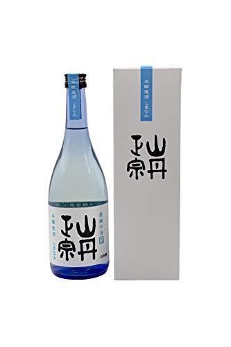 Yamatan Masamune Sake, Hon-Jozo, japanischer Premium-Sake, traditioneller Reiswein aus Japan (1 x 0.72 l)