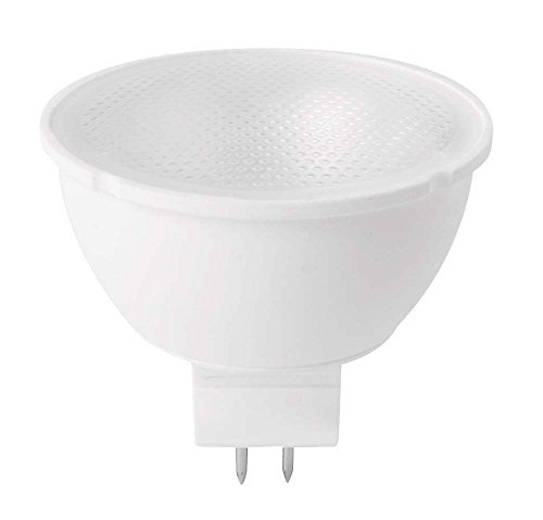 Sampa Helios 563010 Ampoule LED, Plastique, GU5.3, 5 W, Blanc