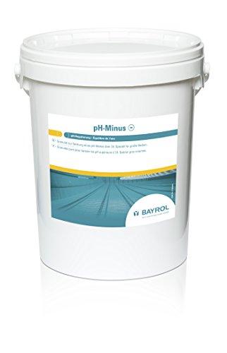 BAYROL 1194114 pH Minus Granulat / pH Senker - 18 kg