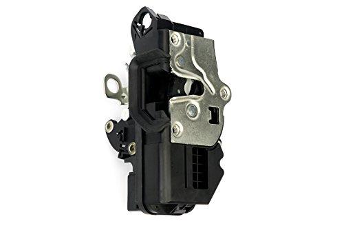 Door Latch Lock Actuator - Front Left Driver Side - Replaces 15880052, 207838846, 931-303 - Compatible with Chevy, GMC, Cadillac Vehicles - Tahoe, Silverado, Escalade, Sierra, Yukon - 2007-2009