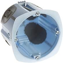 Boite dencastrement /à sceller /Ø 68mm prof 40mm 1 poste verte pour ma/çonnerie mur plein SIB ADR P46840