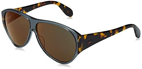 adidas Originals OR0032 Gafas, Salvia Transparente/Marrón, Talla única para Mujer
