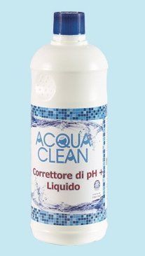 Correcteur liquide Lt. 5 bilanciatore PH incrementatore pour piscine eau Clean