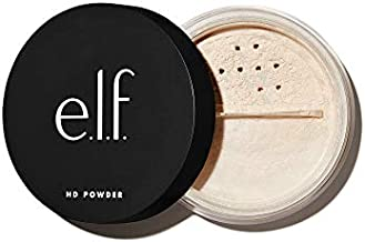 e.l.f, High Definition Powder, Loose Powder, Lightweight, Long Lasting, Creates Soft Focus Effect, Masks Fine Lines and Imperfections, Soft Luminance, Radiant Finish, 0.28 Oz