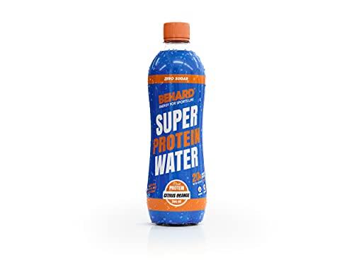 Super Protein Water – Citrus Orange (verpakking van 12 stuks)