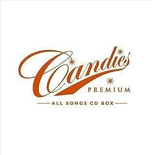 CANDIES PREMIUM~CANDIES ALL SONGS CD BOX~