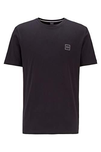 BOSS Herren Tales T-Shirt aus Baumwoll-Jersey mit Rundhalsausschnitt