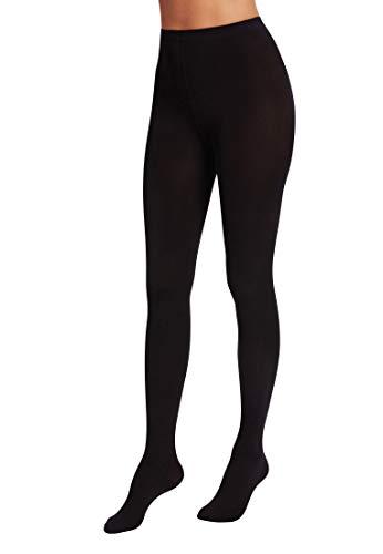Wolford Damen Strumpfhosen (LW) Mat Opaque 80, 80 DEN,black,Medium (M)