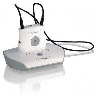 www.udirepiu.com Sarabec INTROSON - Sistema di ascolto Senza Fili a Radio frequenza +120dB - ascolto TV con induzione Magnetica