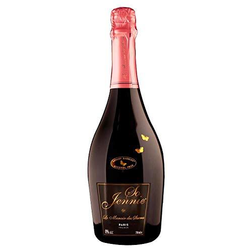 So Jennie Paris Premium Luxury Bubbles (Alcohol Free Champagne Alternative) (750ml)