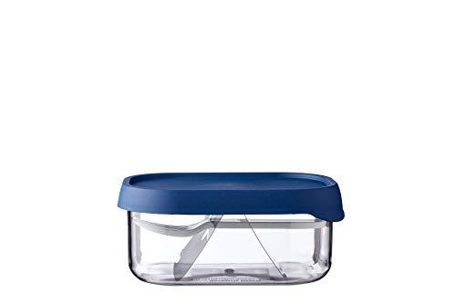 Rosti Mepal Take a Break A Fruit Box Plastic, Nordic Denim 11.3x 8x 5cm