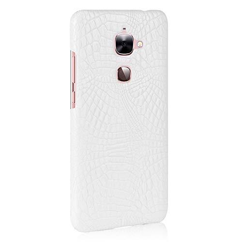 Manyip LeEco Le 2 Funda Case para teléfono móvil Rugged Shield 360°Protege tu teléfono Concha de patrón de cocodrilo Case Funda para LeEco Le 2