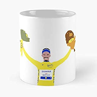 Julian Alaphilippe Tour De France 3 Classic Mug Coffee Tea - And Cup Gift 11 Oz Best Mugs For Choose