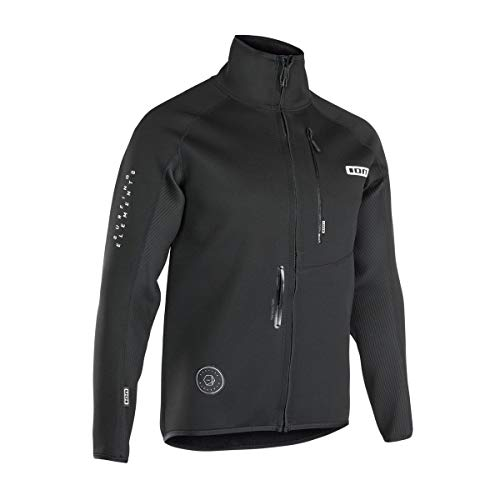 ION Neo Cruise Jacket, Größe:54/XL, Farbe:Marine/Olive Green