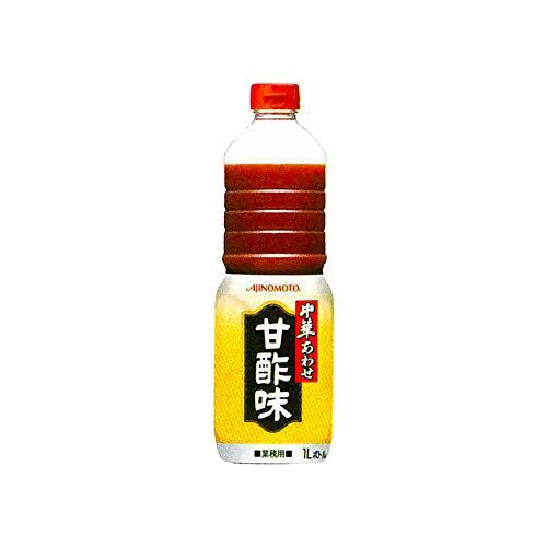 「味の素KK中華あわせ」甘酢味 1Lボトル×6