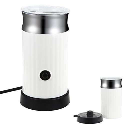 Maizou Automatische cappuccino-koffiezetapparaat, elektrische melkopschuimer, schuimer, kop, warmte, latte, hot foam, warmer geschikt voor thuis, kantoor, winkel, keuken
