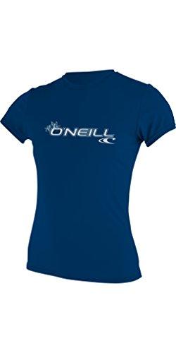 O Eneill Wetsuits - Basic Skins Rash Tee S/S, kleur