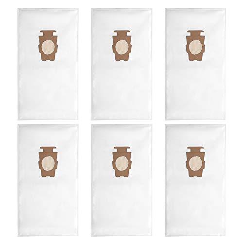 Bolsas no tejidas de aspiradora para KIRBY SENTRIA G10, G10E, G4, G5, G6, Ultimate G (paquete de 6)