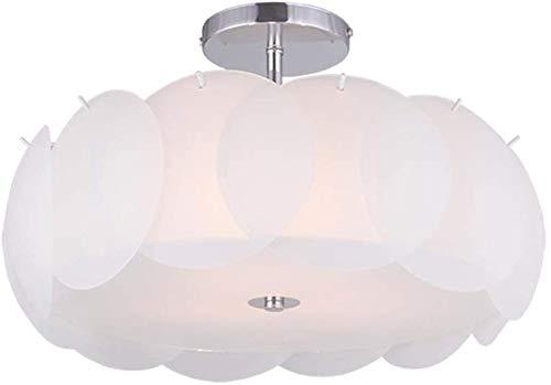 Sala de la sala de techo Luz de techo Luz moderna Luces de techo Lámpara de vidrio LED Dormitorio Lámpara de techo Sala de estar para sala de estar Pórtico Escalera