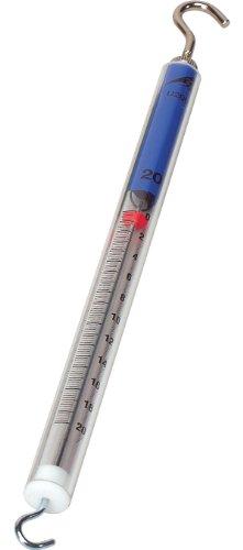 Dinamómetro de precisión, calibre de fuerza, 20 N, codificado por colores