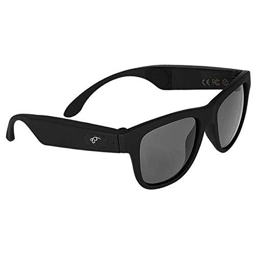 G1 - Occhiali da Sole a Conduzione Ossea - Bluetooth/Polarizzati - Touch (Smart Touch) - Auricolari wireless - Impermeabili con Microphon