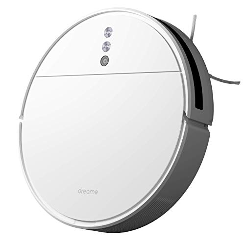 Dreame 1C Pro/ F9 Roboter-Staubsauger, Intelligenter Mapping, WiFi App Steuerung, 2500 Pa Super Power, 5200 mAh Batteriekapazität