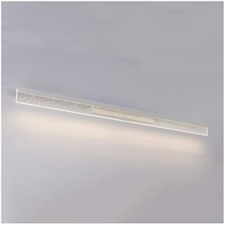 Spiegelleuchte Acryl licht-80cm) Warmes (ausgabe ...