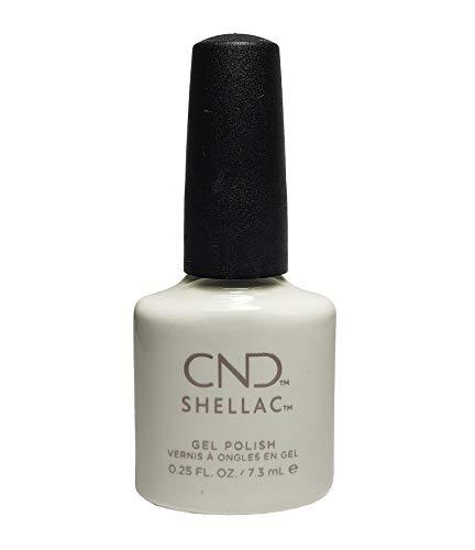 CND Shellac Vernis à ongles en gel UV soak off de choisir parmi 89 couleurs Inc Toutes les collections et la nouvelle collection Garden Muse (allthingsbountiful) Studio (Blanc)