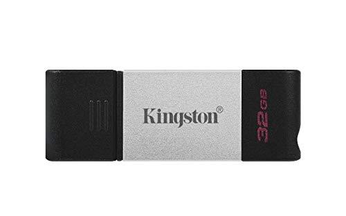 Kingston DataTraveler 80 - DT80/32GB USB-C-Stick 3.2 Gen 1