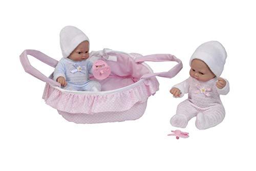 Falca Babypuppe mit Zubehör (28018)