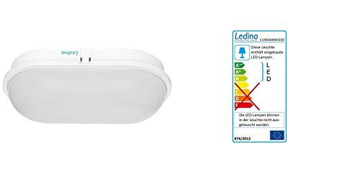 Ledino Außenwand-/ Deckenleuchte, LEDs/20W (9019533271)